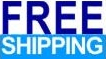 Free shipping on many of our products!