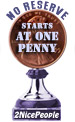Click here to view our One Penny Auctions